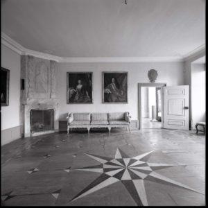Christinehofs vackra rum, foto: Lars-Åke Rapp, 2017