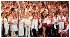 Kom och sjung med Caroline af Ugglas på Christinehof!