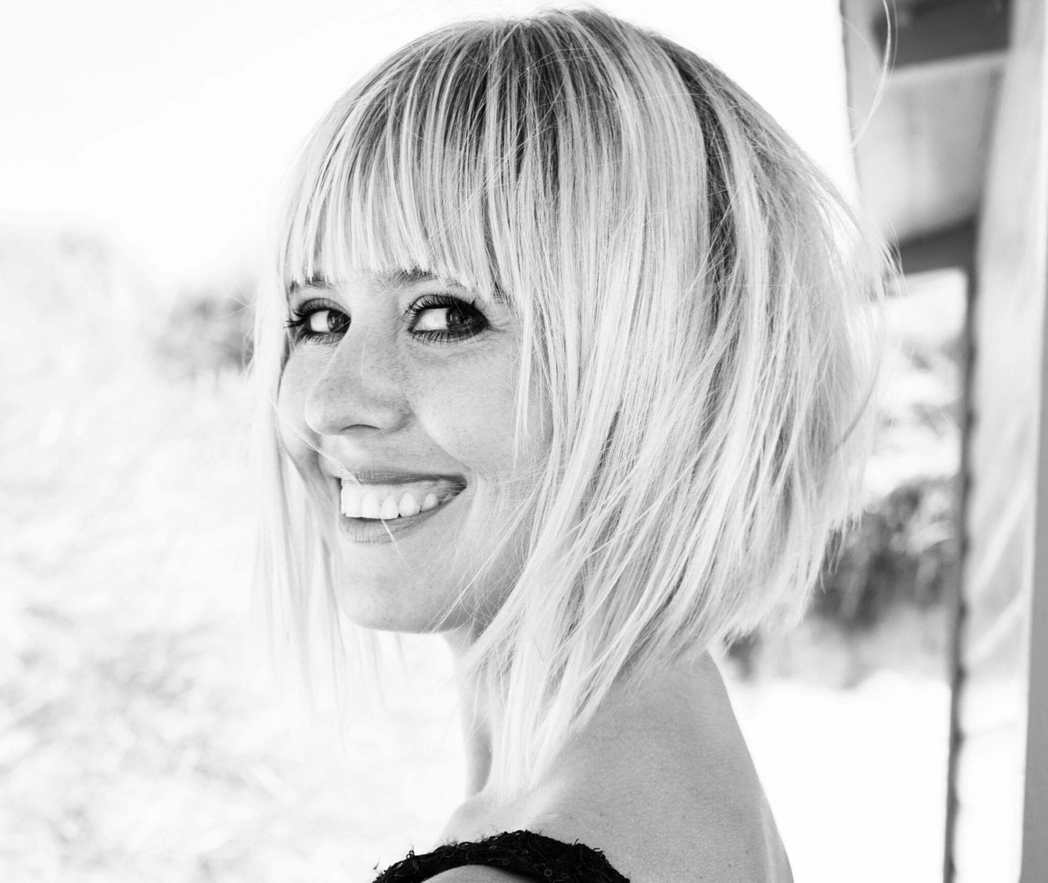 Angelica Alm - körledare för Österlens Körfestival 2020