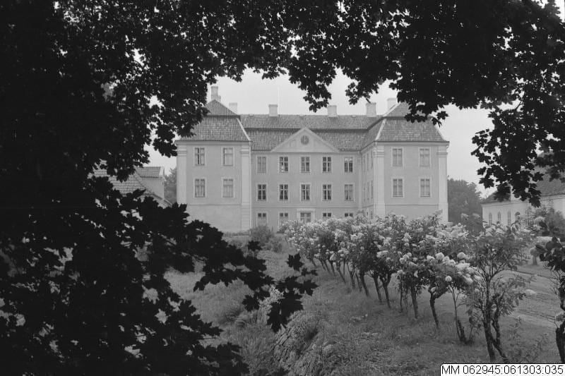 Christinehof 1961. Foto Stig T Karlsson:Malmö Muséer1