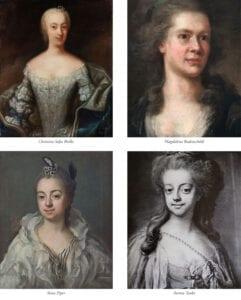 Rebel Girls: partypinglan, spionen, älskarinnan och konspiratören