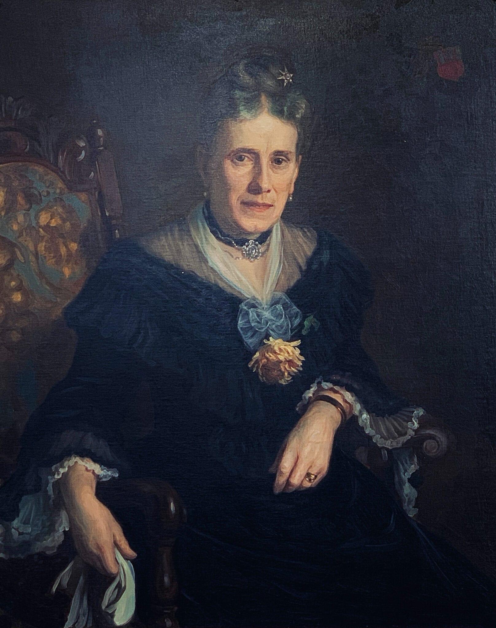Ebba Wilhelmina Piper född von Haffner