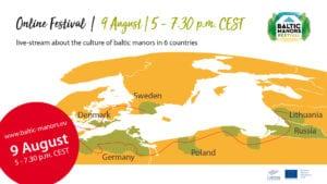 9 augusti online festival baltic manors
