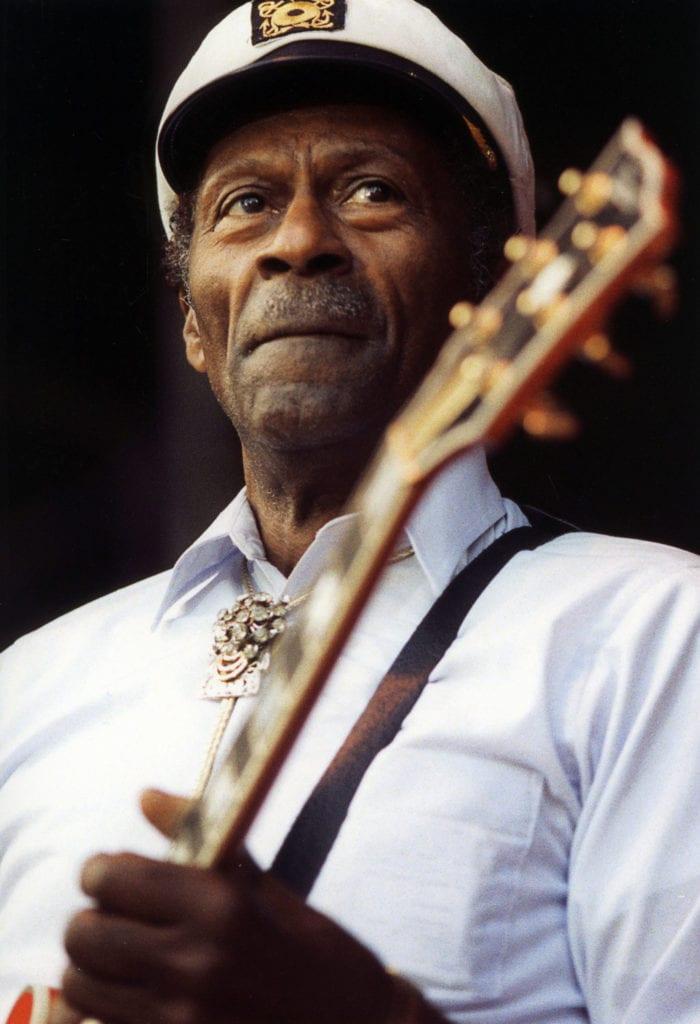 1997 Chuck Berry