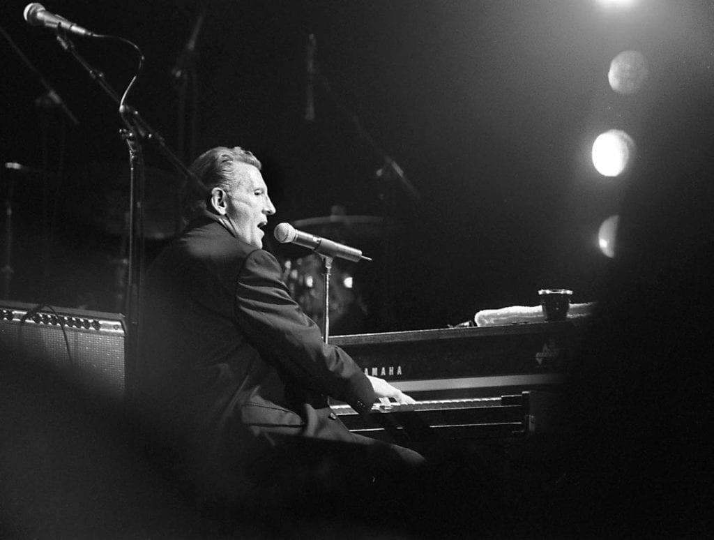24.7 1997_Jerry Lee Lewis. Foto Sprisse Nilsson.