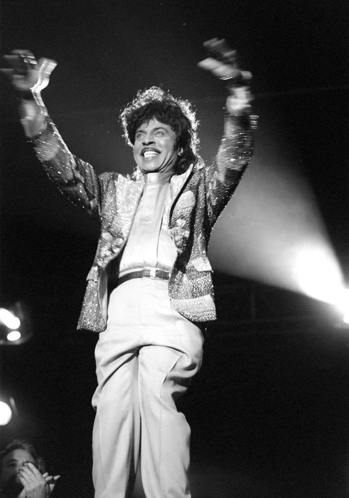 24.7. 1997 Little Richard. Foto Sprisse Nilsson jpg